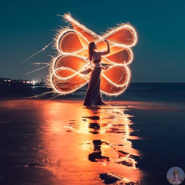 Яркий свет в фотографиях Zach Alan