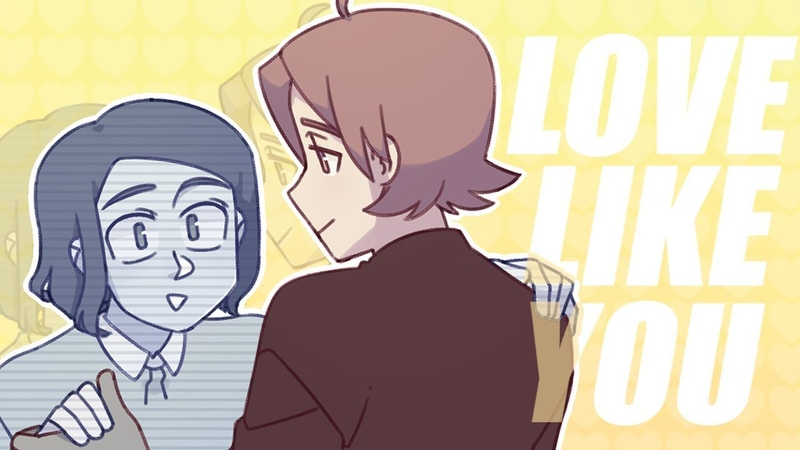 Love Like You | Ocs Animatic | Part 1