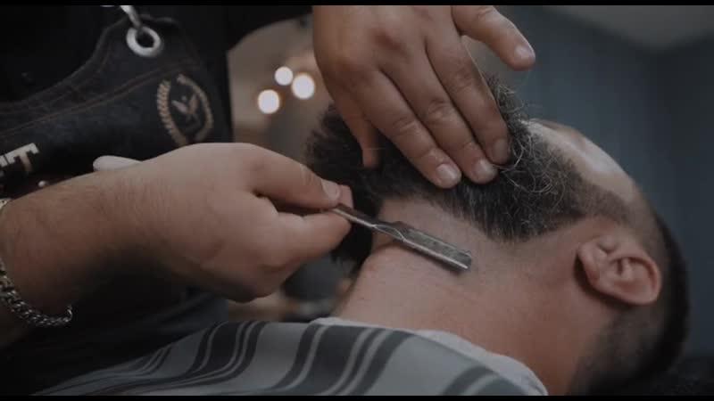 Haft Barbershop - Мужская парикмахерская в центре Петербурга