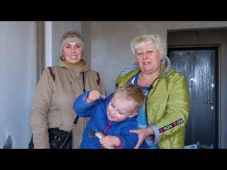 Валентина Филина, Екатерина и Захар Маловыжевы