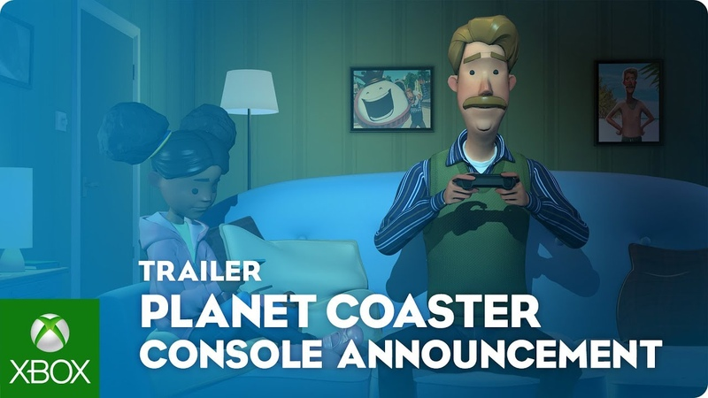 Planet Coaster: Console Edition | Announcement Trailer