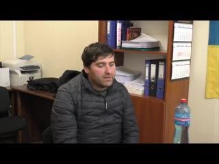 СБУ опубликовала видео допроса российского диверсанта