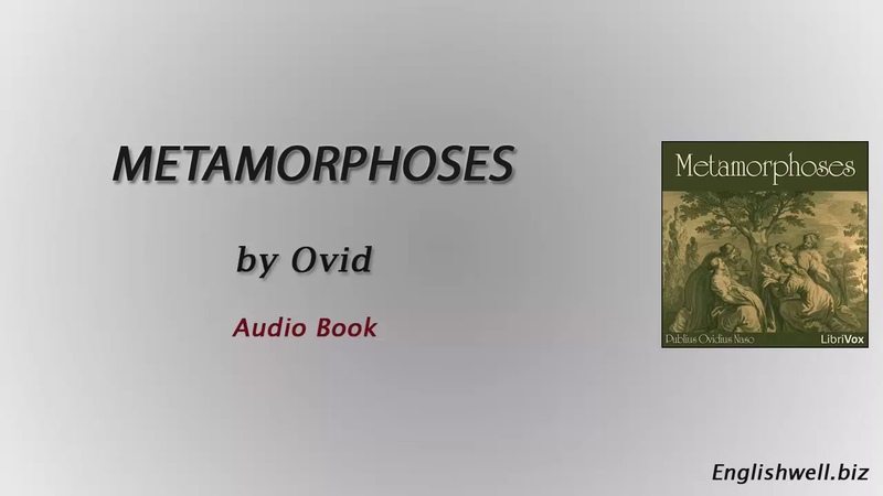Metamorphoses by Ovid Part 1 of 2
