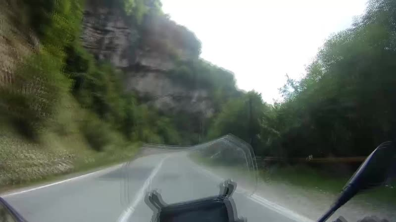 Чегемские водопады mp4