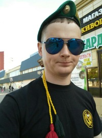 Симонов Дмитрий