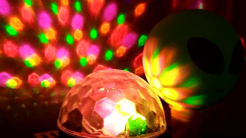 ГлюкOza Диско шар LED Magic Ball
