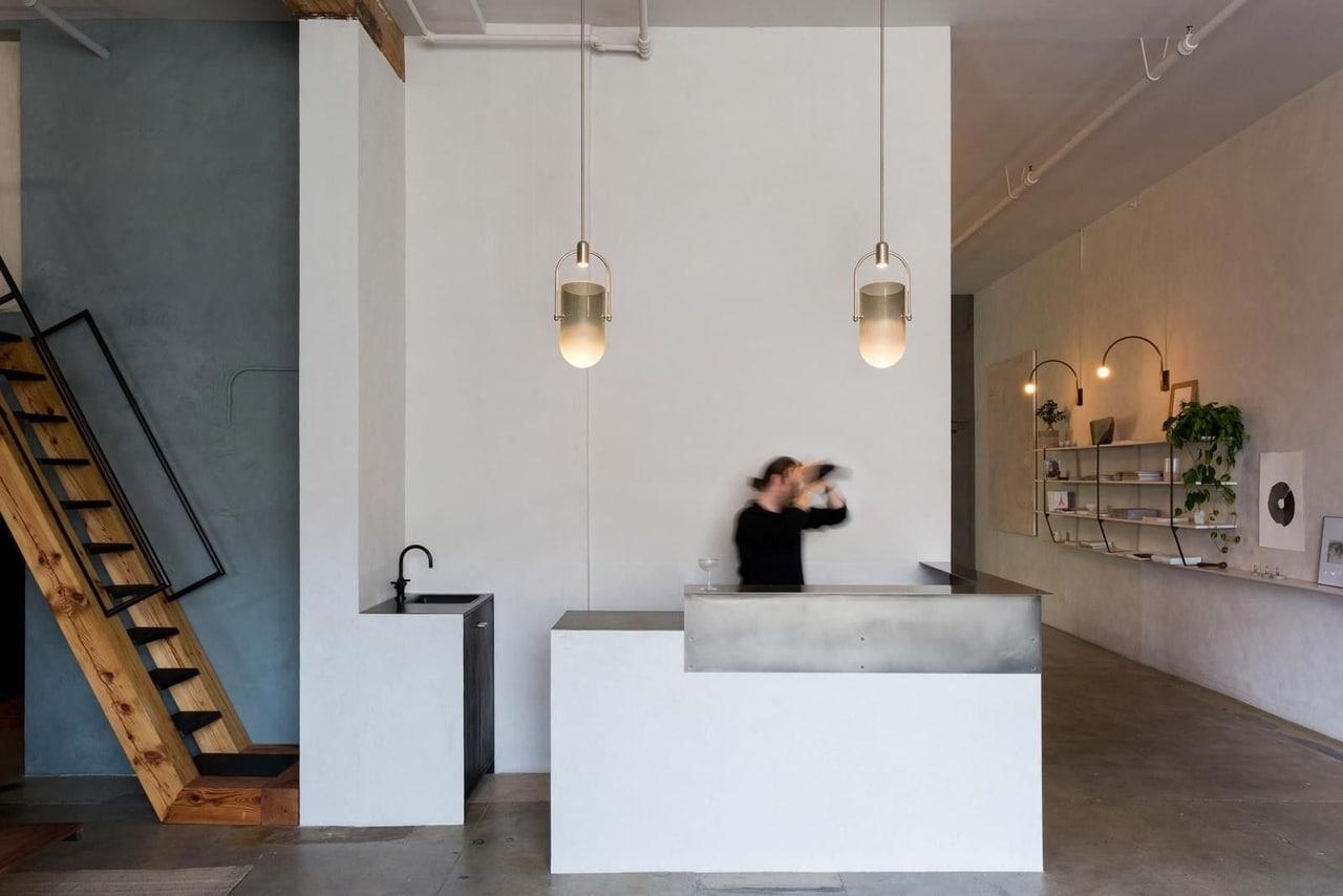 Апартаменты в аренду и шоу-рум Stephen Kenn Studio в Лос-Анджелесе