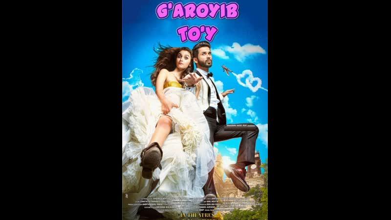 G'aroyib to'y Garoyib toy Hind kinosi Uzbek tilida 2015 O'zbekcha tarjima kino HD