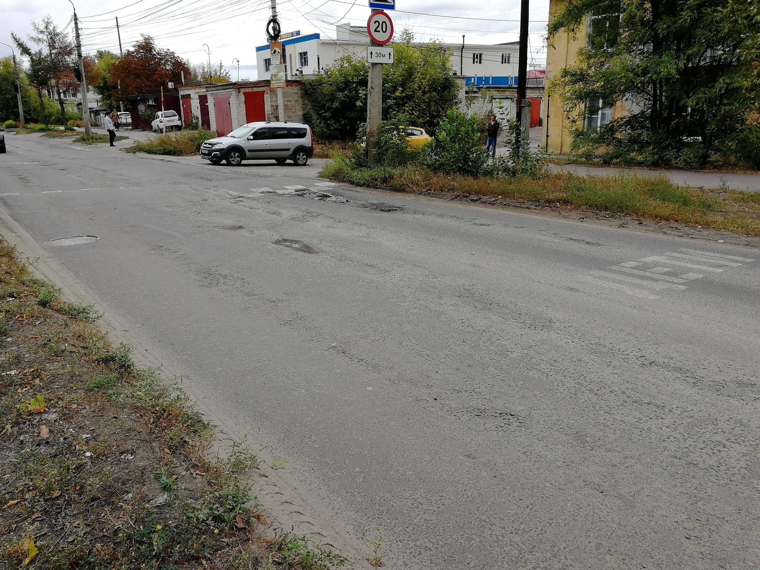 Курские активисты ОНФ проверили пешеходные переходы около школ