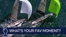 What's Your Favourite America's Cup Moment - Peter Montgomery
