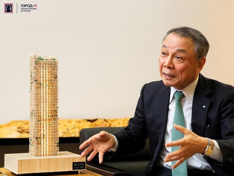 Японская компания Sumitomo Forestry планирует к 2041 году построить самый высокий в мире деревянный небоскреб.