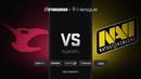 Mousesports vs Natus Vincere map 3 nuke StarSeries i League Season 5 Finals
