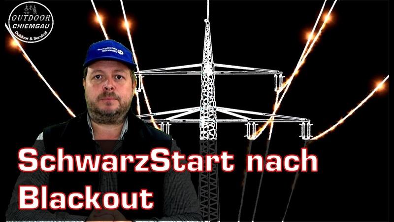 SchwarzStart nach Blackout - Wie kompliziert ist das? Wie lange dauert sowas?