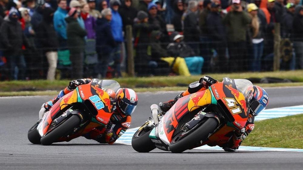 Результаты Гран При Австралии 2019 в категории Moto2