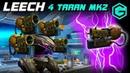 War Robots LEECH 4 Taran MK2 Champions League Тарановый ЛИЧ не Але Путь Таранов в младшие Лиги