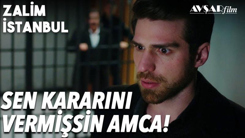 Nedim Agah'a Sırtını Döndü 🔥 Sen Kararını Vermişsin Amca Zalim İstanbul 28 Bölüm