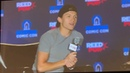 Tom Holland discussing the future of Spider man at keystone comic con Tomholland Spiderman