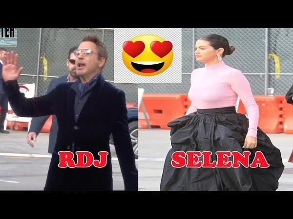 Selena Gomez Robert Downey Jr Rami Malek Who's your FAVORITE
