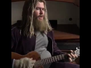 Hurt by nine inch nails covered by thor