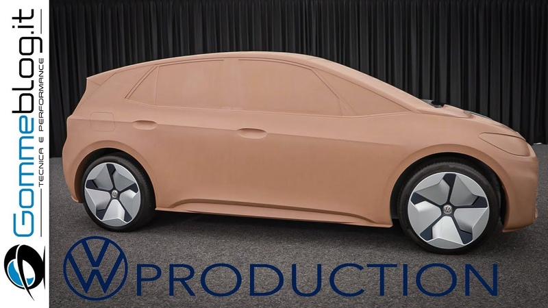 Volkswagen ID.3 - DEVELOPMENT and PRODUCTION Documentary