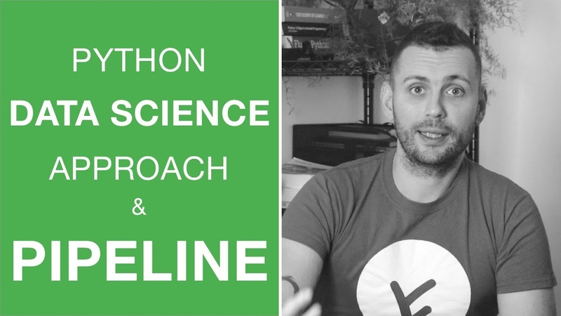 Python Data Science Workflow and Pipeline (for data scientists)