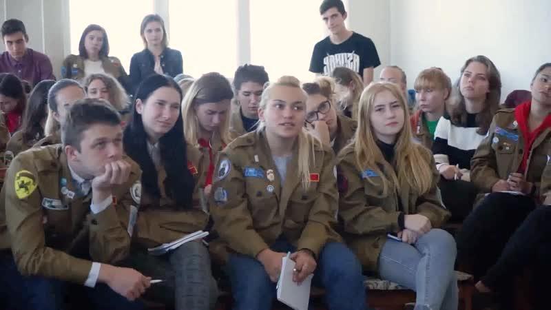 Школа командного состава ЛСО 2019