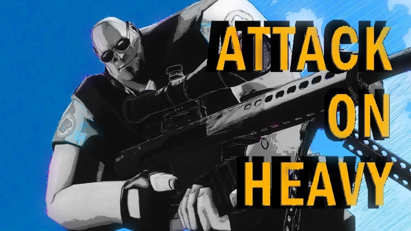 Attack on Heavy [SFM TF2]