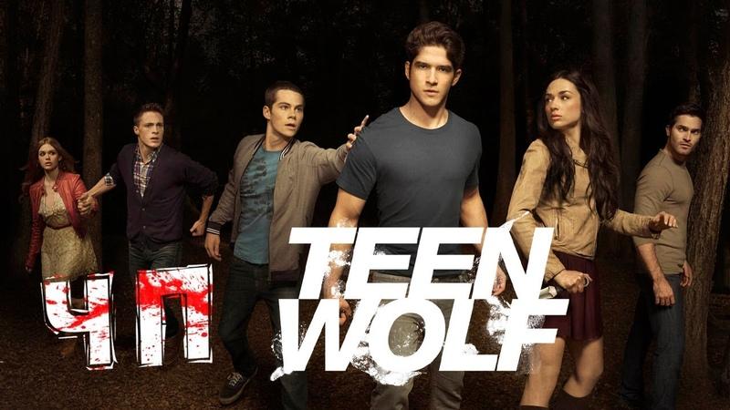 🎞️ Волчонок Teen Wolf 🐺🌑 Что Посмотреть