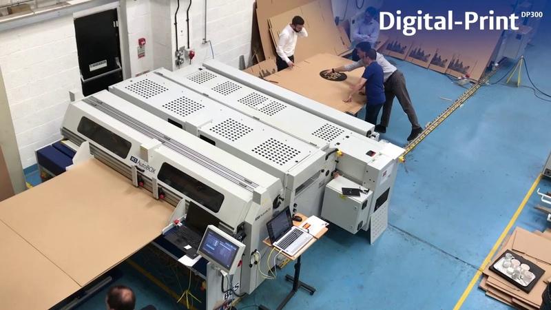 AUTOBOX с модулями печати Digital Print и Digital Lite