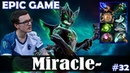 Miracle Outworld Devourer MID EPIC GAME with Crit Rubick Dota 2 Pro MMR Gameplay 32