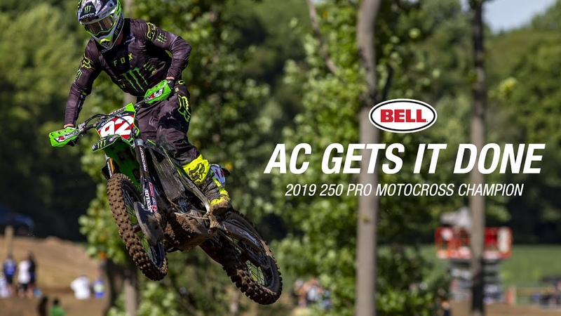 Adam Cianciarulo Gets It Done - 2019 250 Pro Motocross Champion | Bell Helmets
