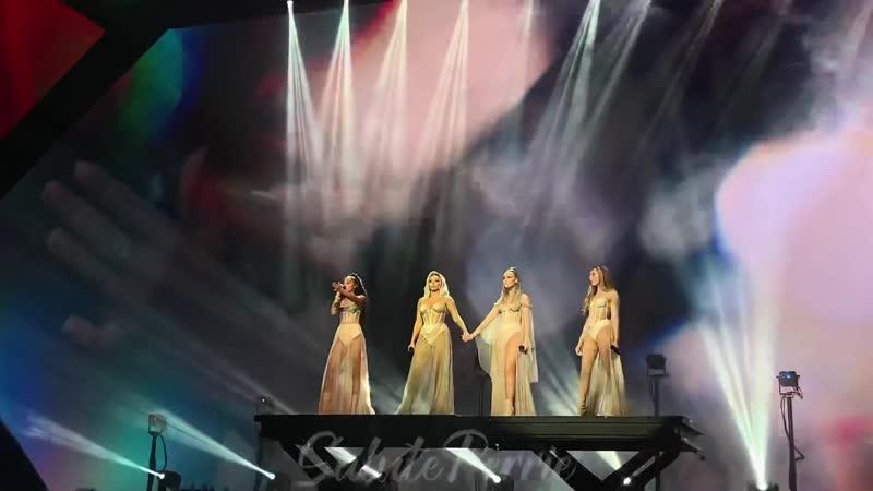 Little Mix - Secret Love Song   Madrid   16th September