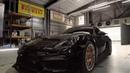 【CSR2】Vorsteiner Cayman GT4 V-CS, shift tune for 7.933 (slow motion)