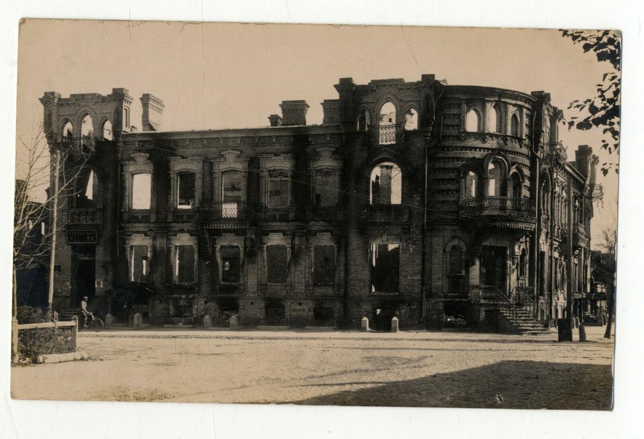 Любопытные исторические фотографии из Бреста разных времён
