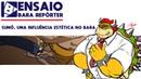 ENSAIO BARA REPÓRTER 1 - SUMÔ, UMA INFLUÊNCIA ESTÉTICA NO BARA