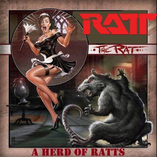 Ratt - A Herd Of Ratts (Compilation)
