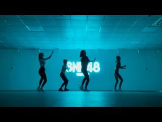 [snh48 zhang dansan, dai meng, kiki, tako] wow thing (dance cover)