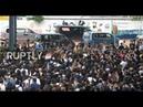 LIVE Demonstrators protest against China extradition bill outside Hong Kong's Legislative Council