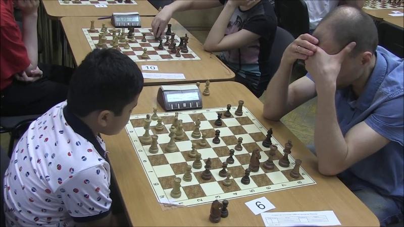 Sadbhav Rautela (India) - GM Savchenko (Russia) Fisher Chess