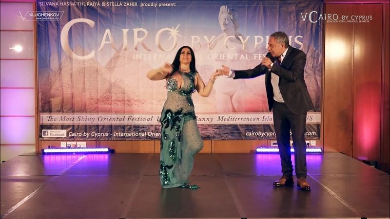 5th CAIRO BY CYPRUS Festival, 2017 - GALA SHOW - Sandra Mickael Jamal