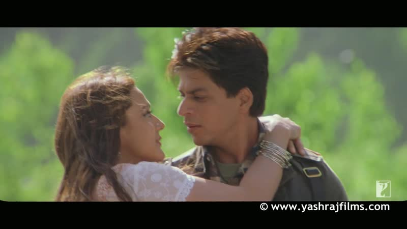 Scene Aap Kitne Baar Meri Jaan Bachayenge ¦ Veer-Zaara ¦ Shah Rukh Khan ¦ Preity Zinta