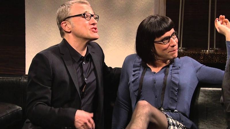 A Loving Couple Louis and Regine SNL