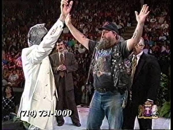 Benny Hinn Birmingham Alabama Crusade Highlights 1998