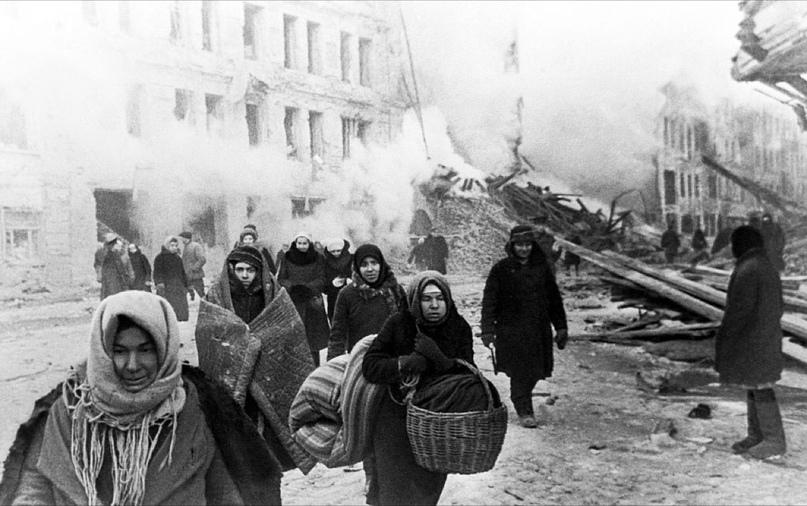 Поэтический час, посвященный Ольге Берггольц – «Я говорю с тобой из Ленинграда»., изображение №2