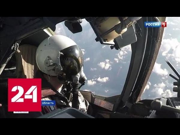 Самолеты-разведчики НАТО резко увеличили свою активность у границ России - Россия 24