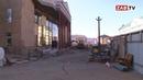 Почему здания вокруг Драматического театра превратились в рефрижераторы