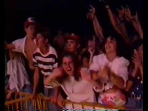 CAIN - Concierto 1991 campo de fútbol de Motril