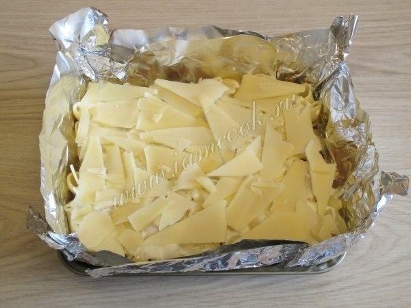 Вкуснейшая лазанья из макарон
