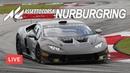 Гонка на Lamborghini Super Trofeo @ Assetto Corsa Competizione - LIVE