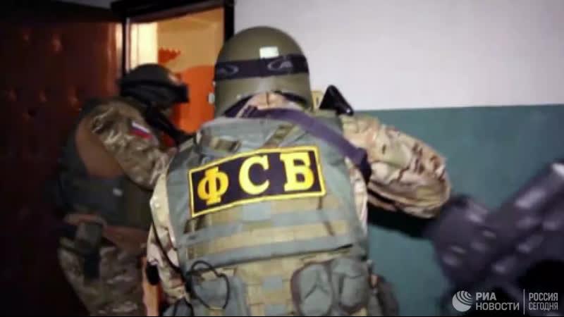 ФСБ предотвратила теракты на Ставрополье и в ХМАО